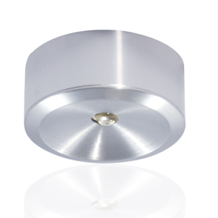 Aluminum Hot Selling 1W LED Cabinet Light ILED-PK-201M
