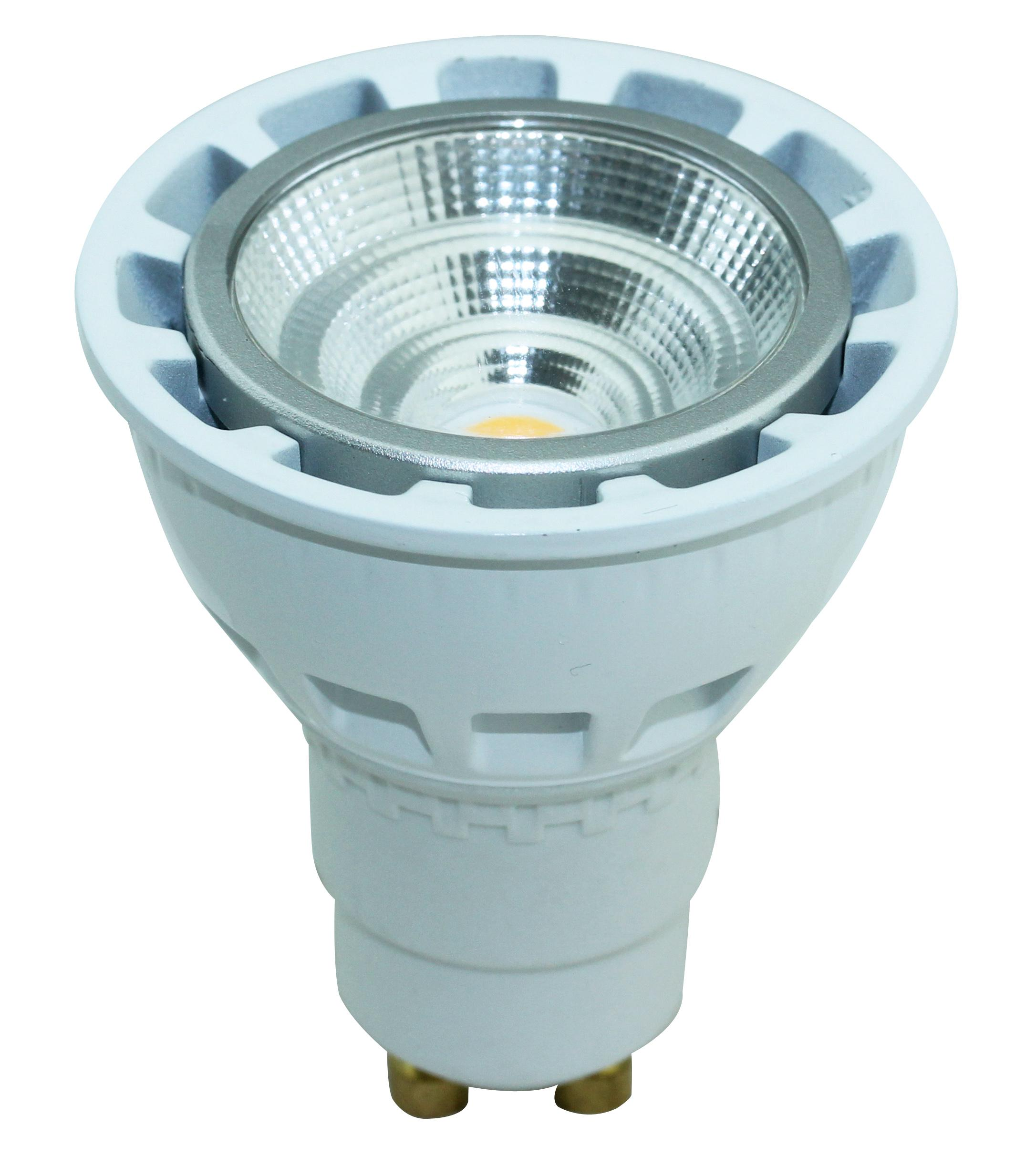COB GU10 LED Spotlight