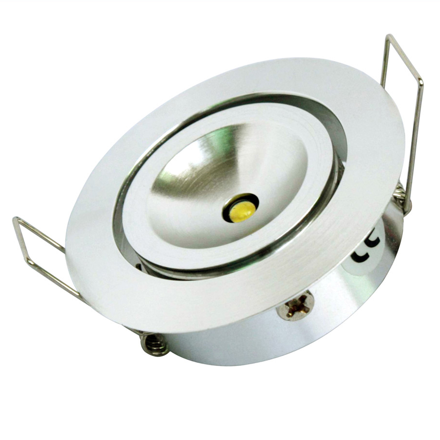 Tiltable 30° LED Cabinet/Accent/Furniture Downlight ILED-PK-201F