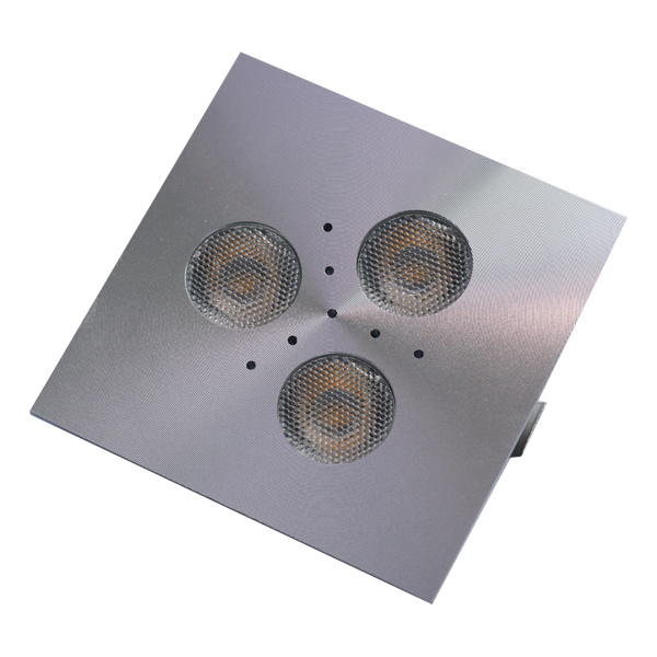 Square LED Puck Lights