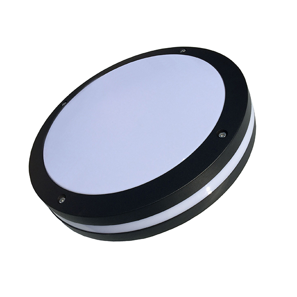 Standby Dimmable Motion Sensor Bulkhead IP65 LED Ceiling Light