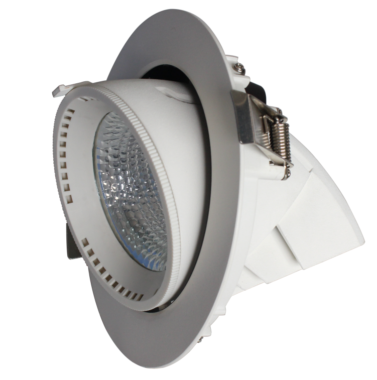 Gimbal/Rotable LED Elephant Trunk/Scoop Ceiling/Downlight