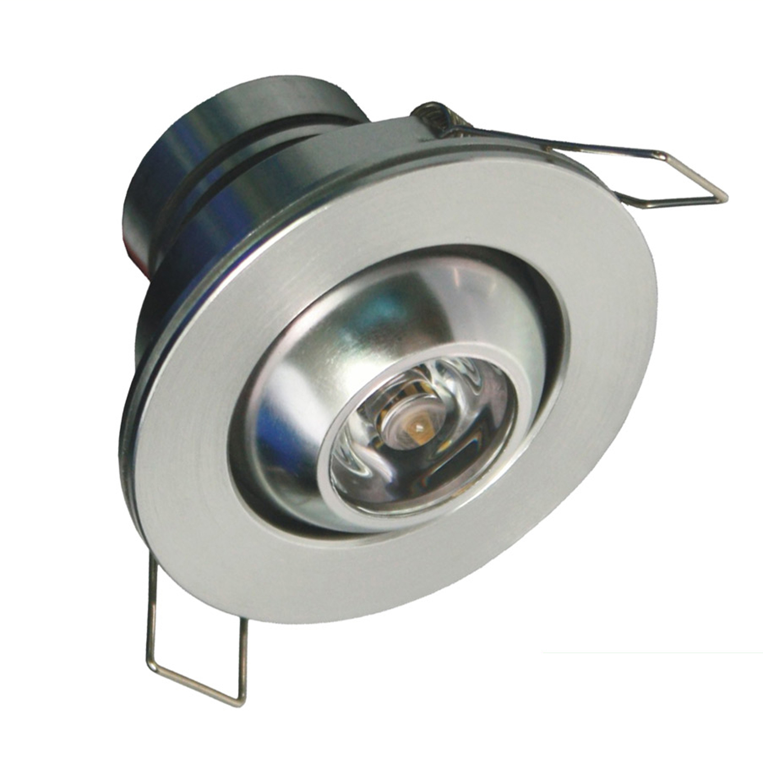 Tiltable 12VDC LED Eye Puck Light for Cabinet Lighting