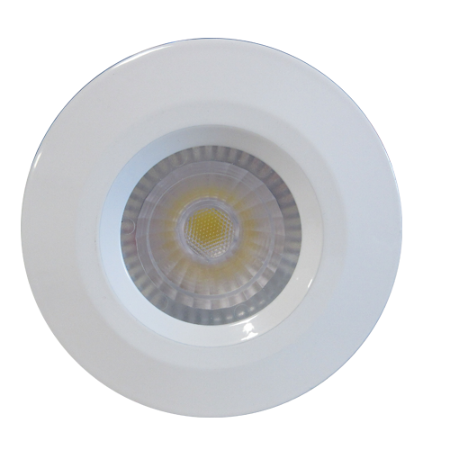 Triac,0-10V or DALI Dimmable COB LED Downlight 7W