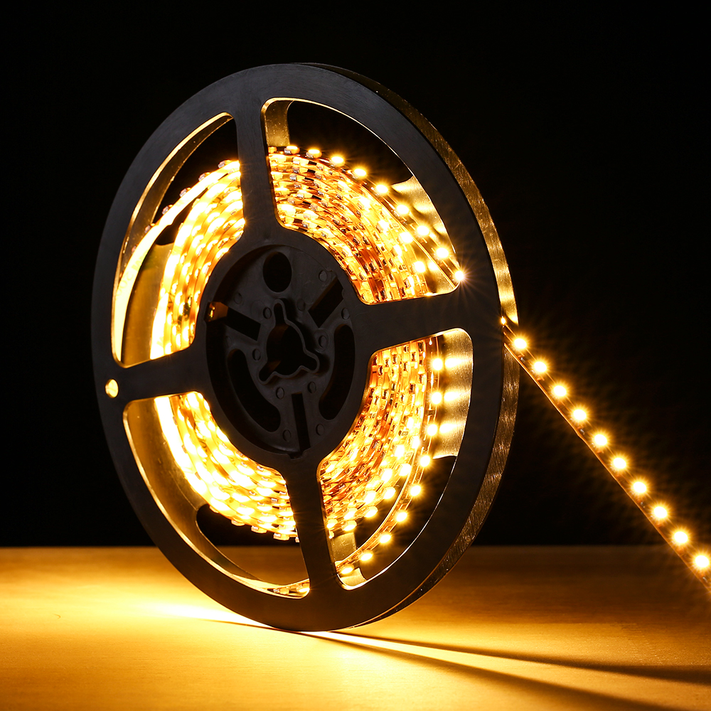 12VDC 3528 60 pcs LED per Meter Flexible LED Strip Light