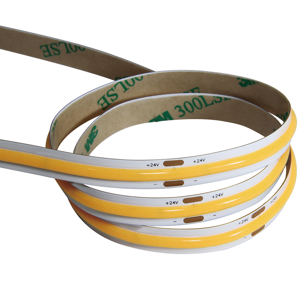 COB LED Strip Light with Dotless Linear Lighting