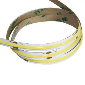 24VDC 8mm 10mm COB LED Strip Light Waterproof IP67 without Dots