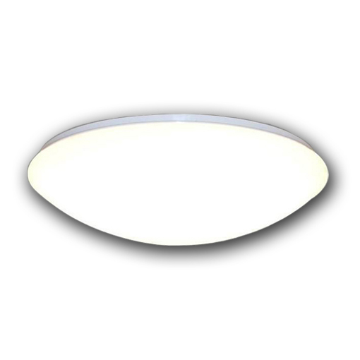 Large size 500mm Round Dimmable LED Oyster Light Ceiling light