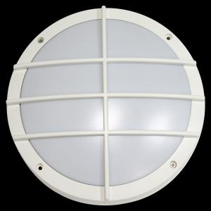 SAA IP65 Round 10W 18W 20W 275mm 2D Exterior LED Bulkhead Light