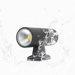 Outdoor  IP65 Up And Down DALI Dimmable LED Wall Light Fixture
